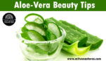 Aloe-Vera beauty tips